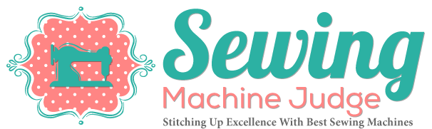 Logo Sewing Machine Judge
