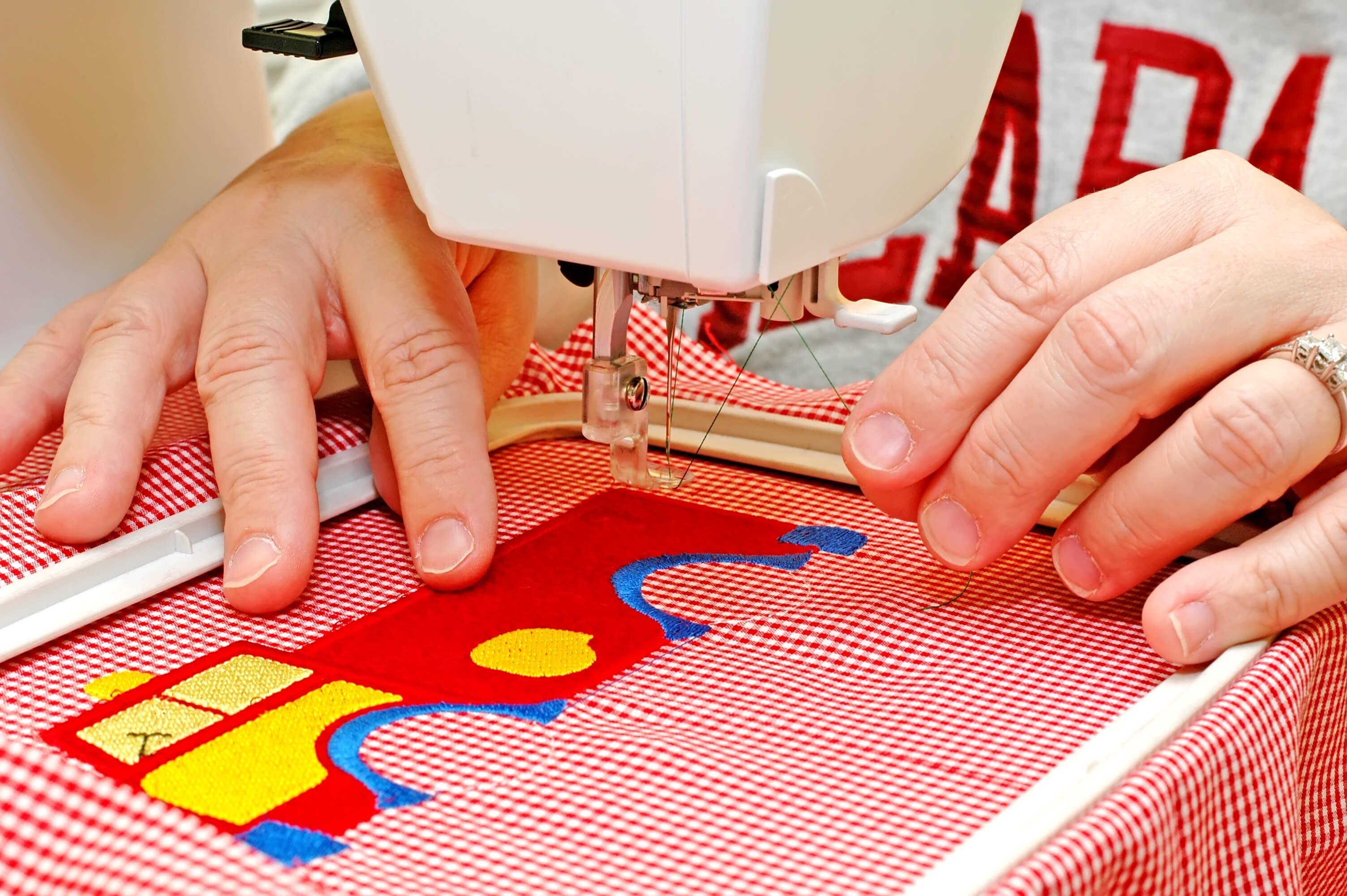 Embroidery Machine Hooping Tips To Make Your Creations Great
