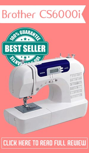 Brother CS40I Sewing Machine Review Best Sewing Embroidery Machine Reviews 2015