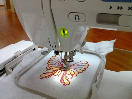 There Are Many Types Of Embroidery Machines