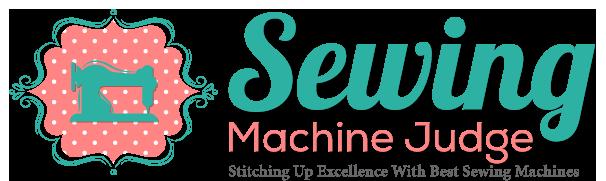 Logo Sewing Machine Judge