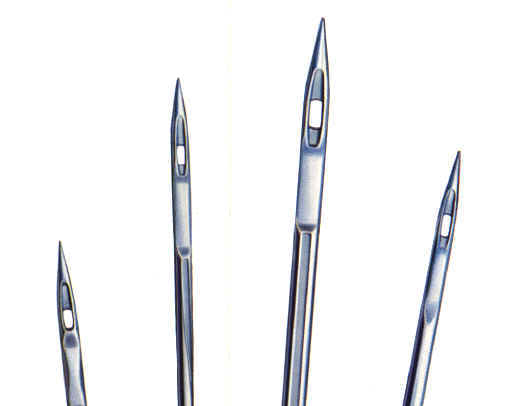 Wedge Point Needles