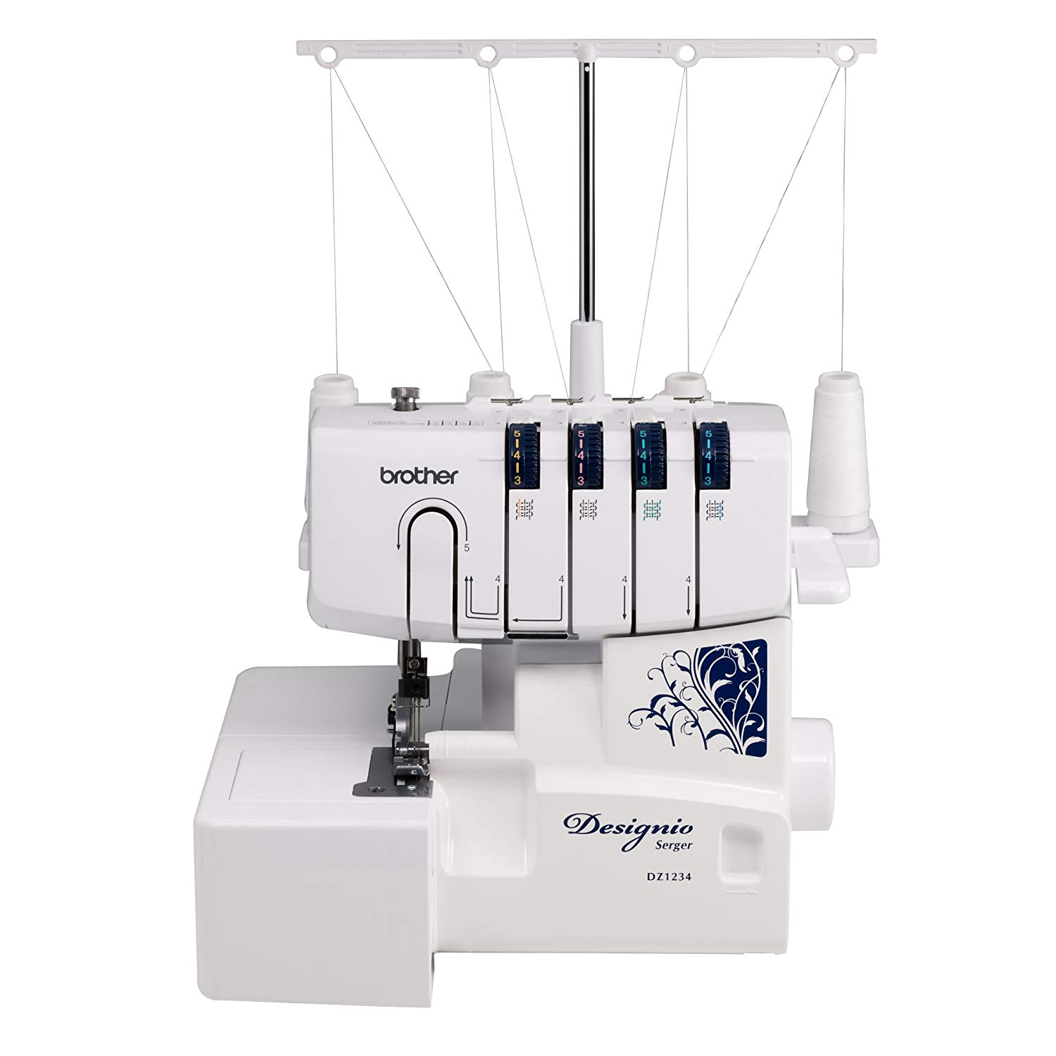 brother designio serger