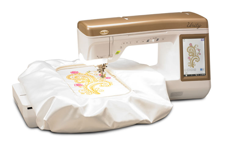 babylock embroidery machine