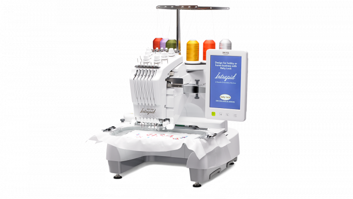 Intrepid BabyLock Embroidery Machine
