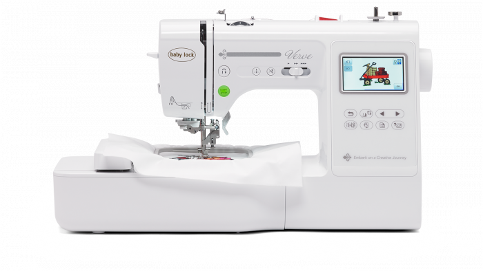 Verve BabyLock Embroidery Machine